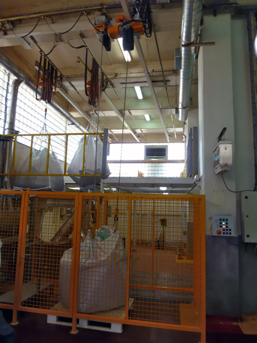 Industrial Big Bag Filling Systems Greece Europe