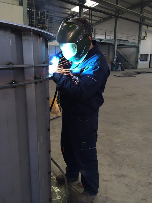 Storage Tank welding
