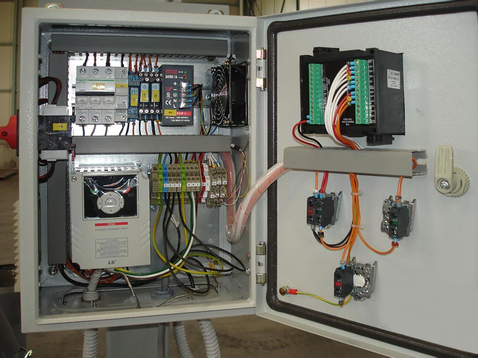Industrial automation system 8
