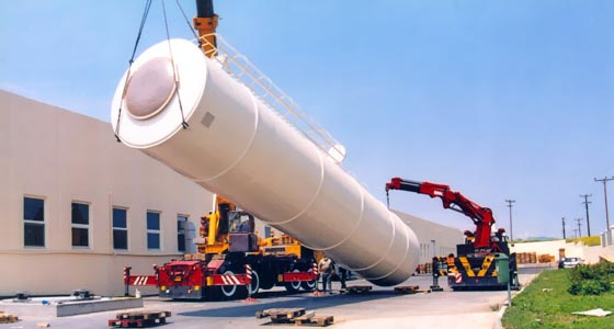 Silo Storage, bulk material handlings systems