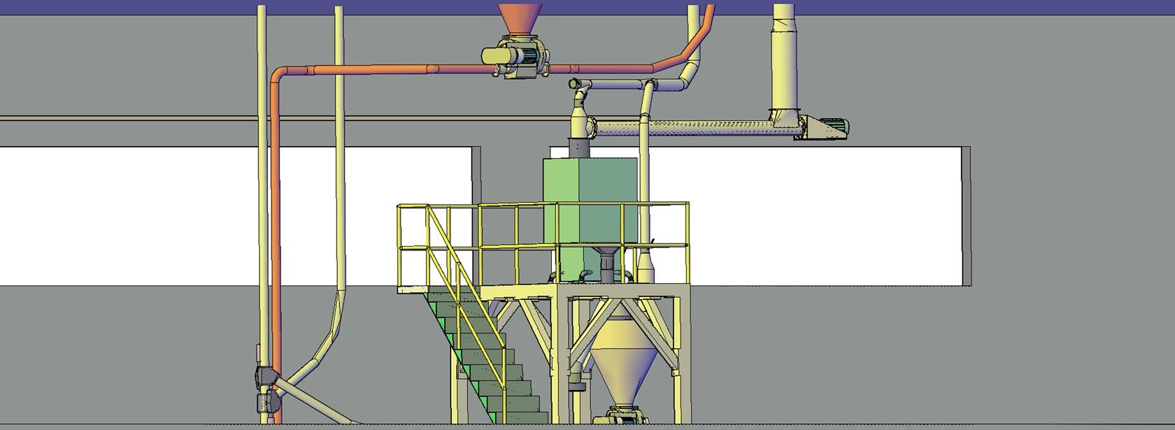 Vraykos industrial equipment design