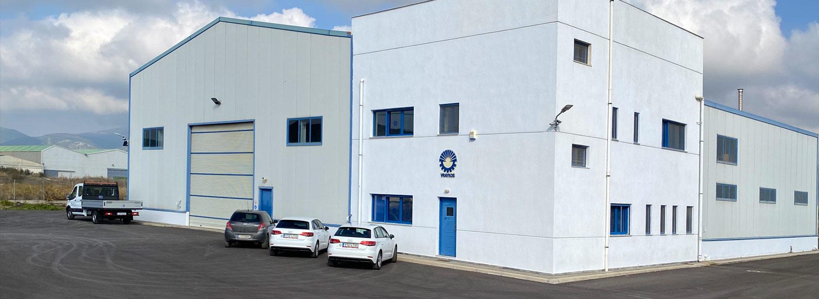 Vraykos industrial equipment manufacturer